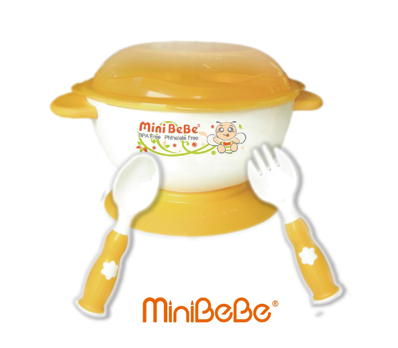防滑兒童餐具組 (BB-23510)
