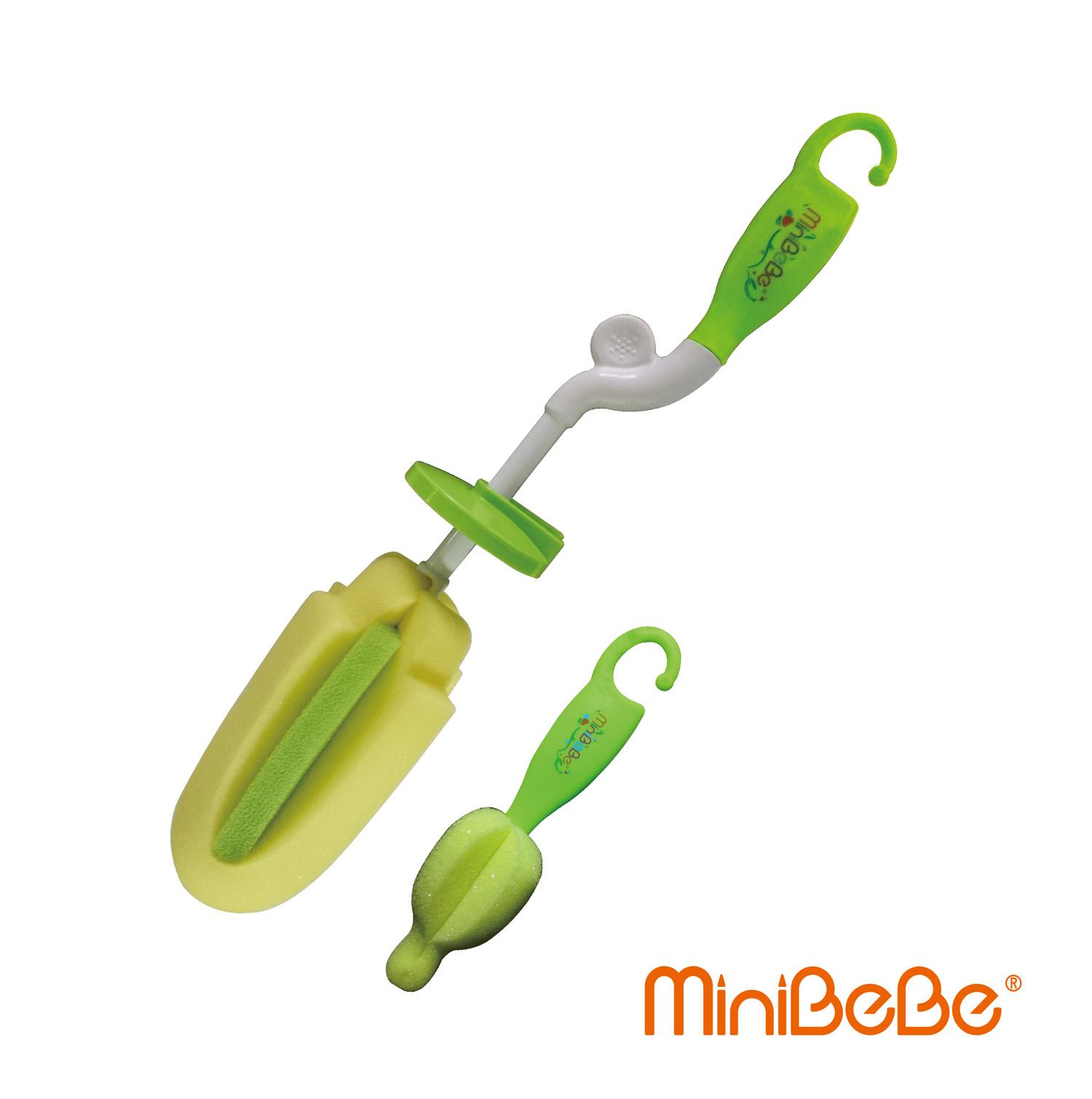 3D炫風泡棉奶瓶刷 (BB-21515)