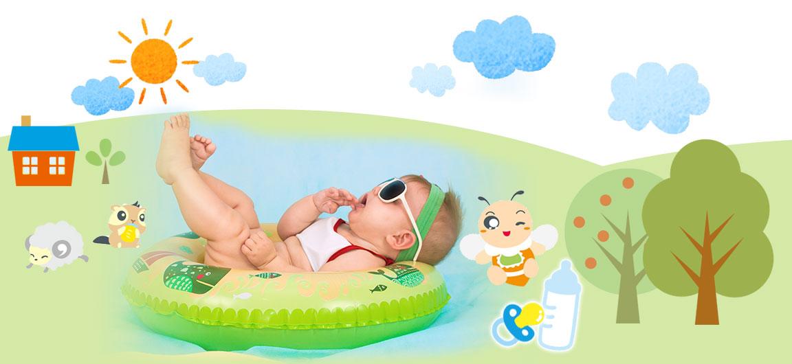 MiniBebe小蜜蜂嬰兒用品 聯酉國際有限公司