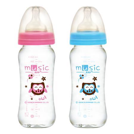 寬口奶瓶 320ml (11401)