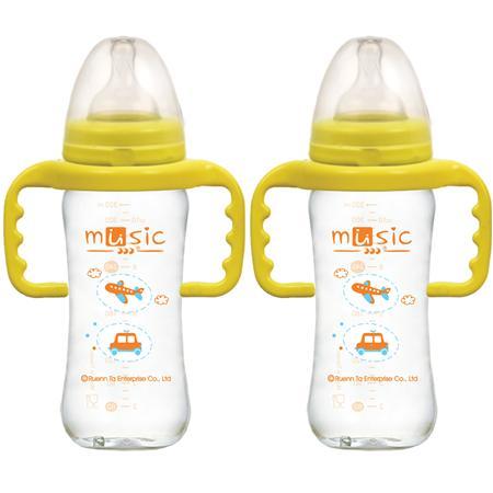 寬口把手奶瓶 320ml (11411)