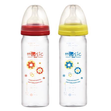 寬口奶瓶 280ml (71401)