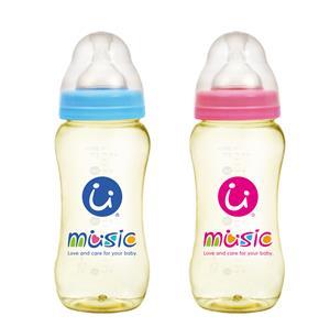 PPSU方型奶瓶 280ml (08602)