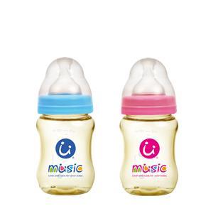 PPSU 方型奶瓶180ml (14602)