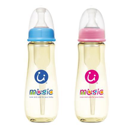 PPUS防脹氣奶瓶 240ml (06541)