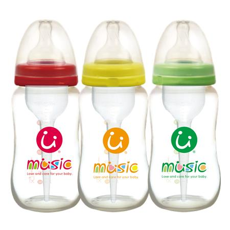 PP 防脹氣奶瓶 300ml (08941)