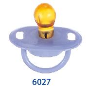 天然乳膠安撫奶嘴 (#6027)