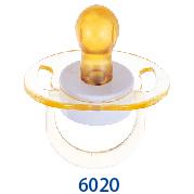 天然乳膠安撫奶嘴 (#6020)