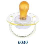 天然乳膠安撫奶嘴 (#6030)