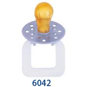 天然乳膠安撫奶嘴(#6042)