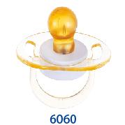 天然乳膠安撫奶嘴 (#6060)