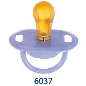 天然乳膠安撫奶嘴 (#6037)