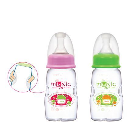 標準功學奶瓶140ml (09401)