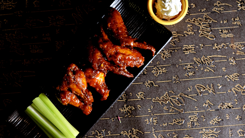 水牛城辣雞翅 Buffalo Hot Wings