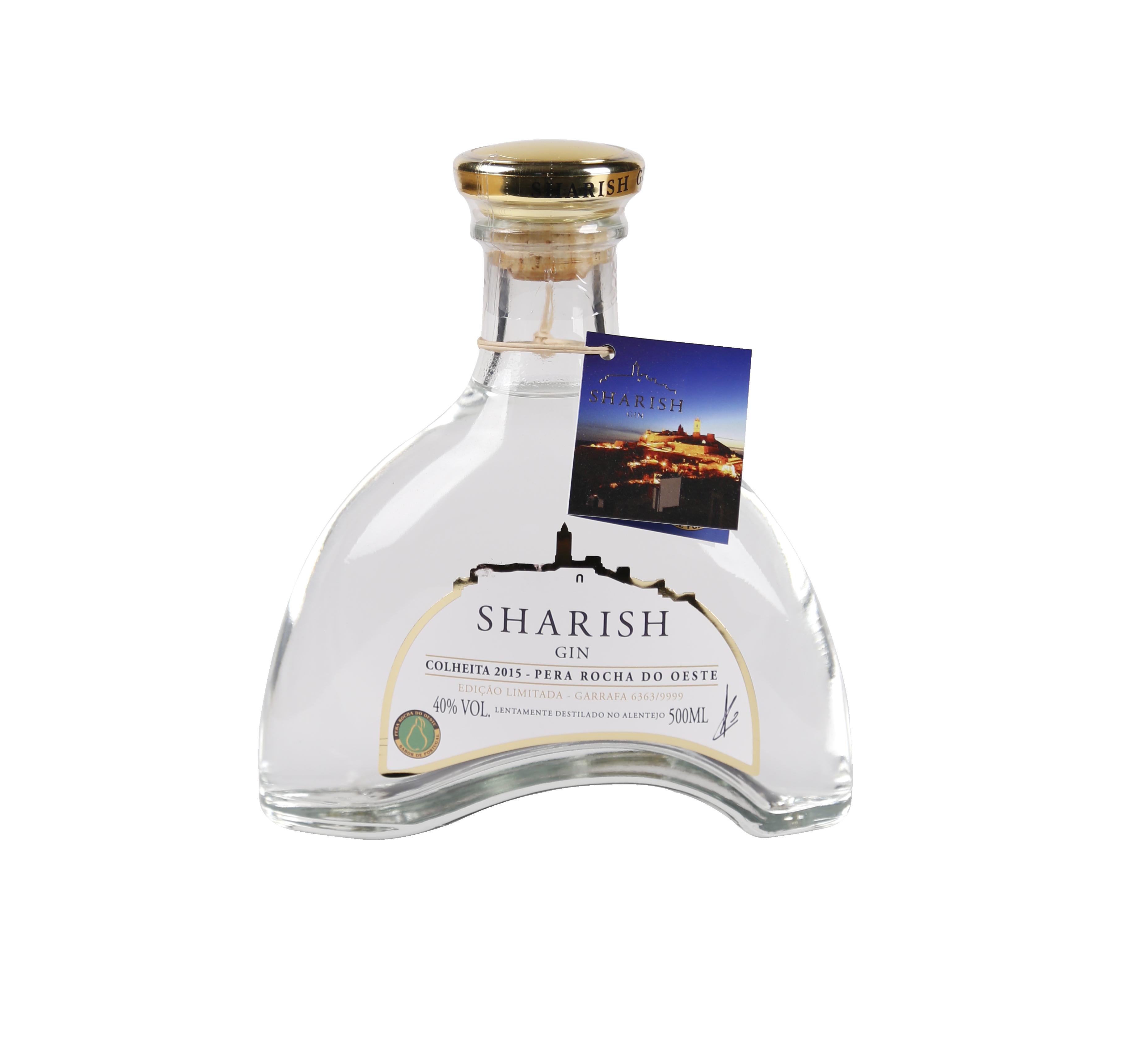 SHARISH 薩瑞斯羅恰梨琴酒