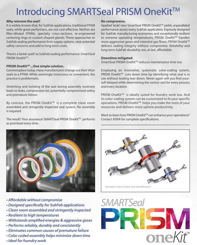 lntroducing SMARTSeal PRISM OneKit