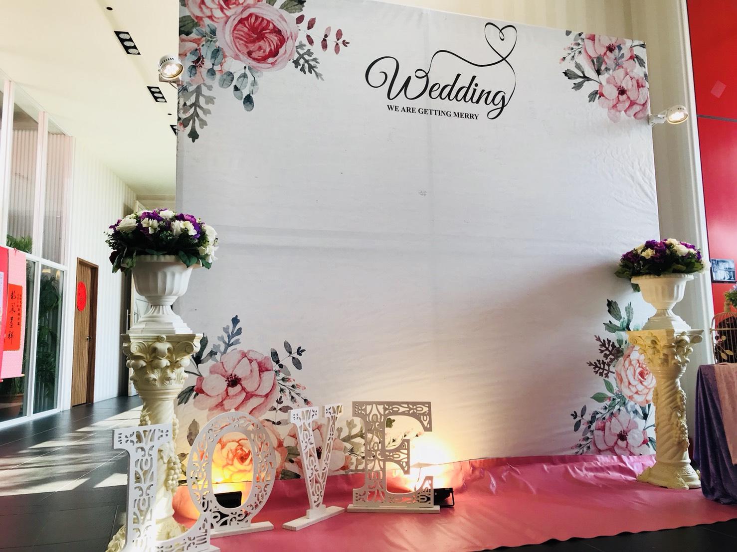 屏東婚禮佈置