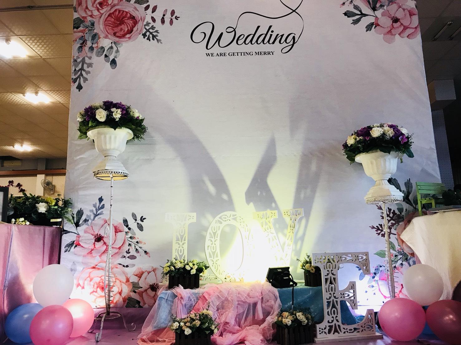 屏東婚禮佈置婚禮會場布置