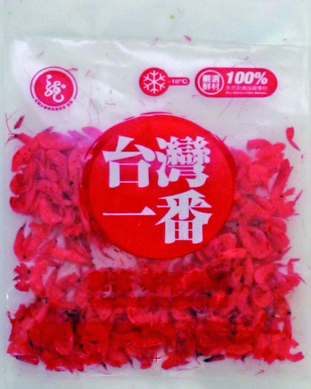 袋裝紅蝦米