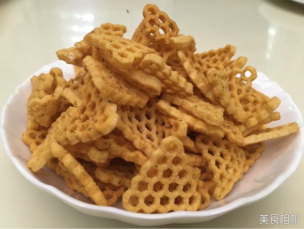 百慕達脆薯(日式香辣)