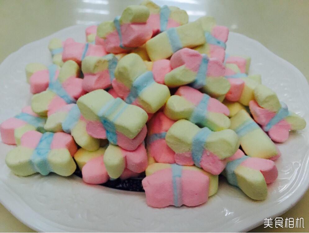棉花糖(蝴蝶造型)