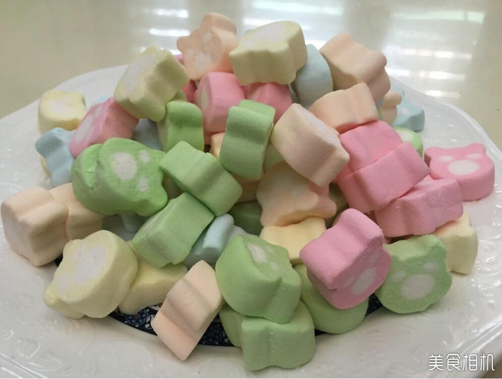 棉花糖(熊造型)