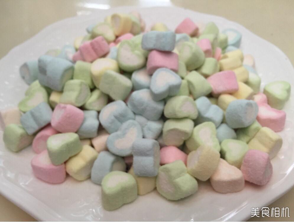 棉花糖(迷你心造型)