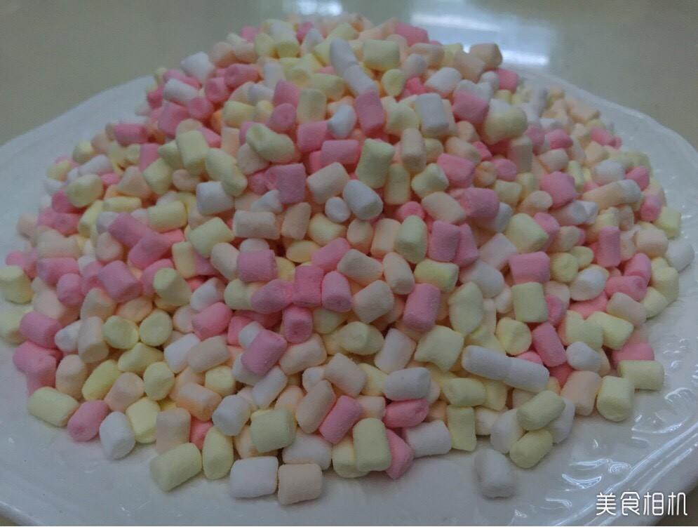 棉花糖(小彩造型)