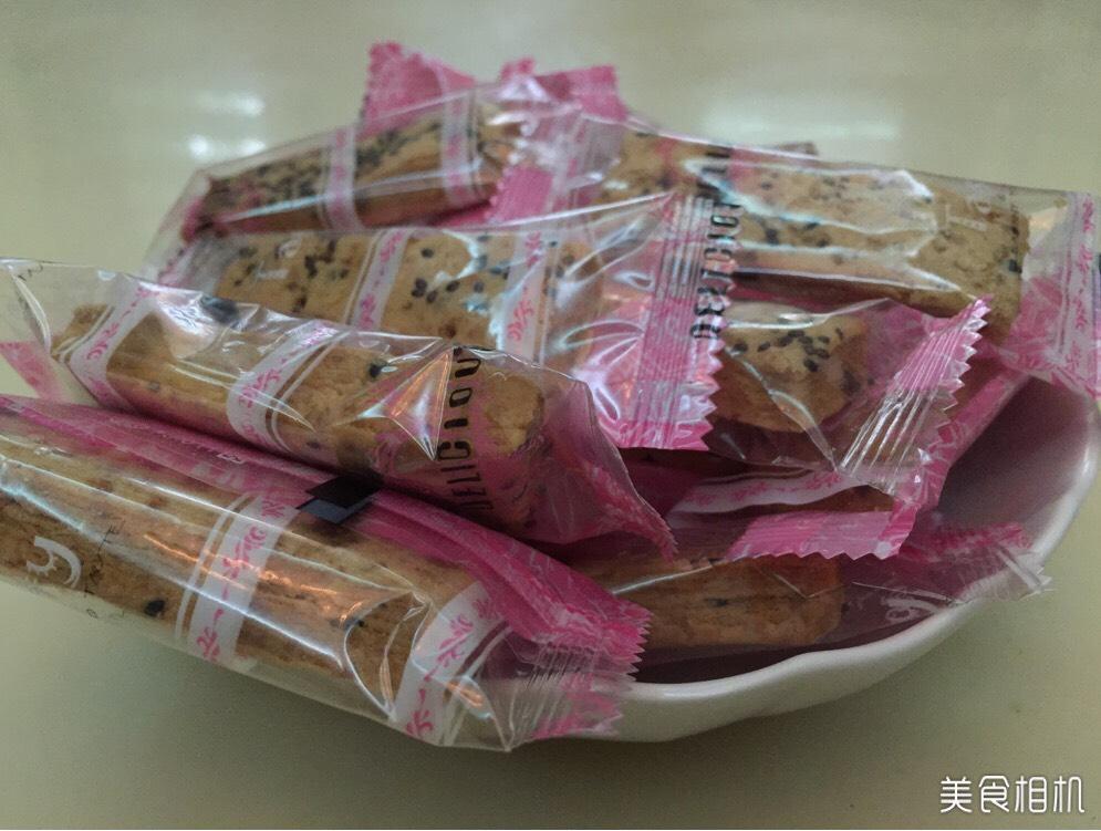 黑糖雜糧棒塊酥(全素)