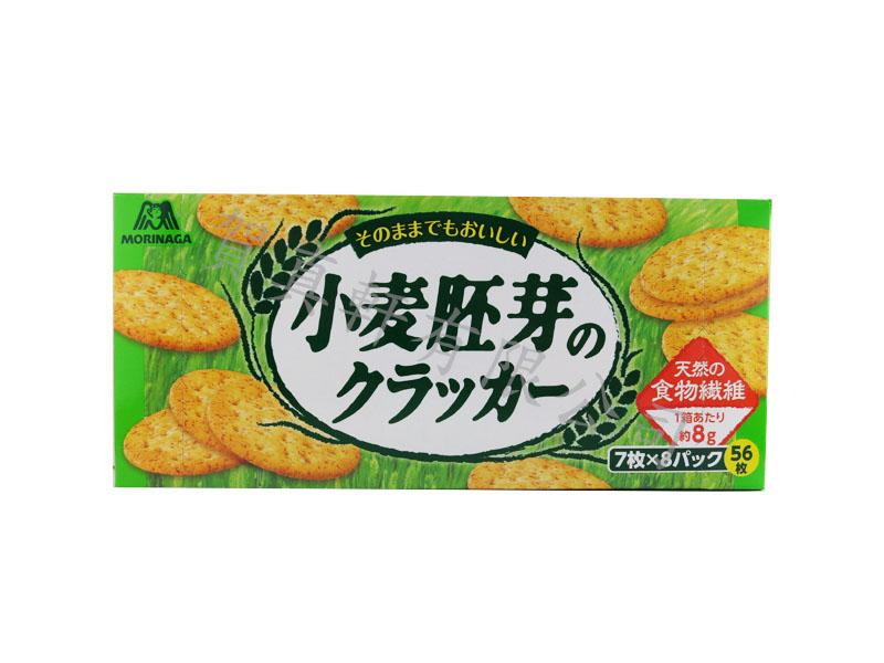 森永小麥胚芽纖維餅152g 180552