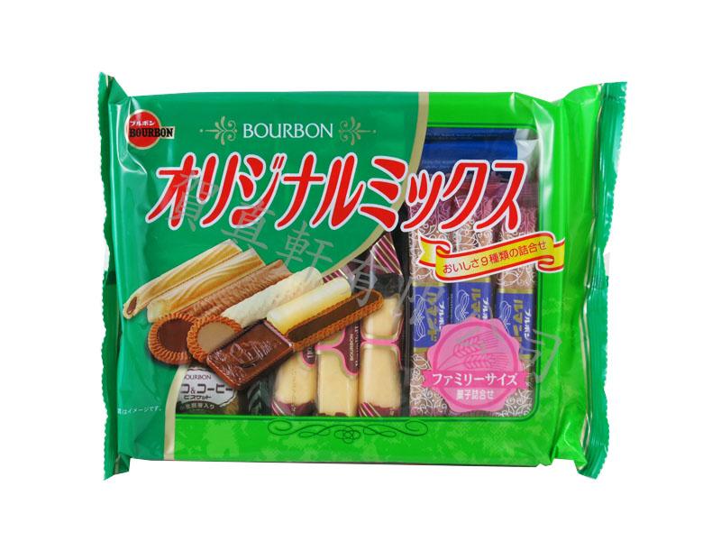北日本什錦9種餅乾170g  317097