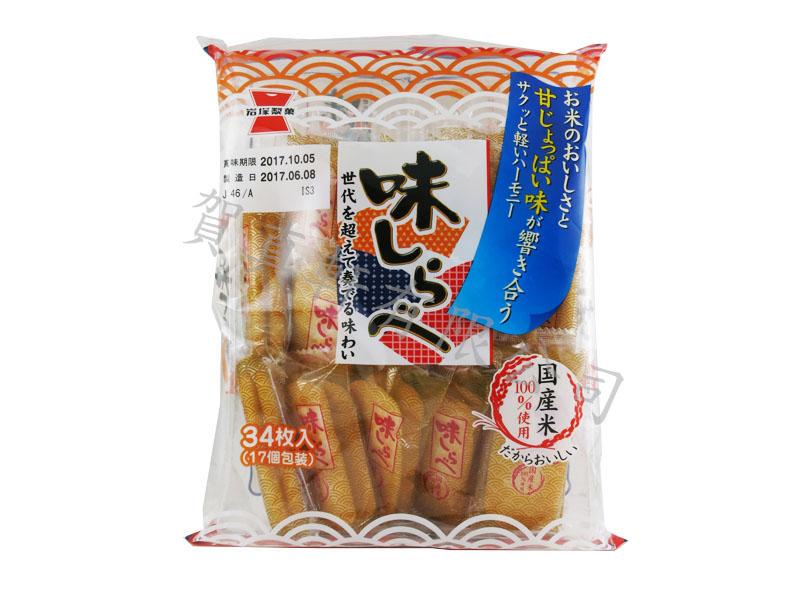 岩塚味美米果115g 117210