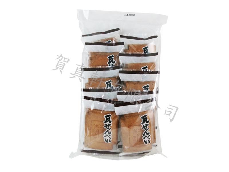 船岡瓦片煎餅170g 246045