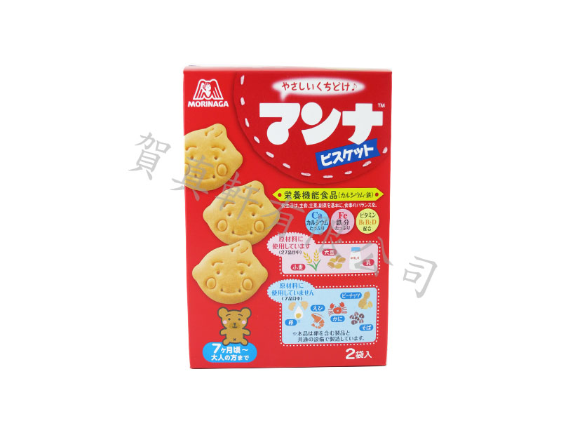 森永幼兒餅-餅乾86g 182709