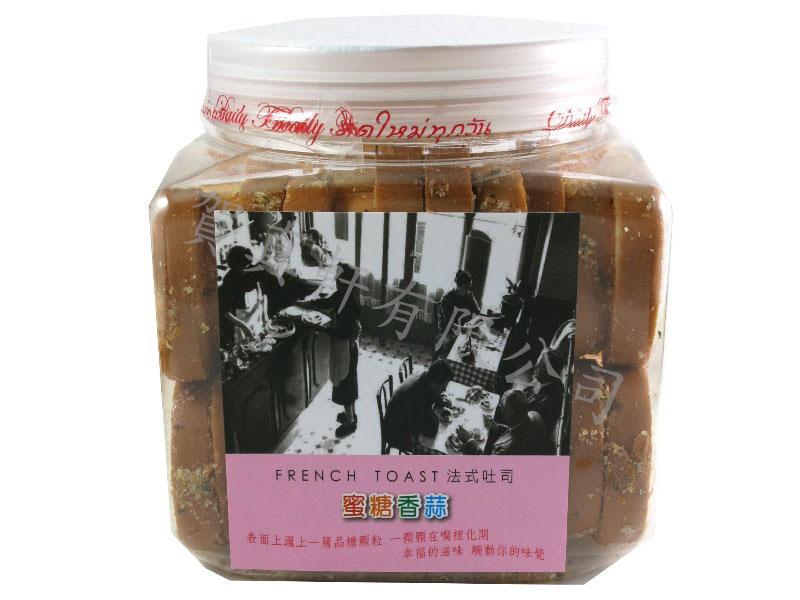 法式麵包餅罐200g-蜜糖蒜味 827701