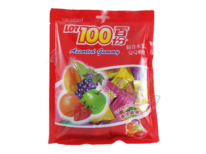 綜合QQ糖200g 924355
