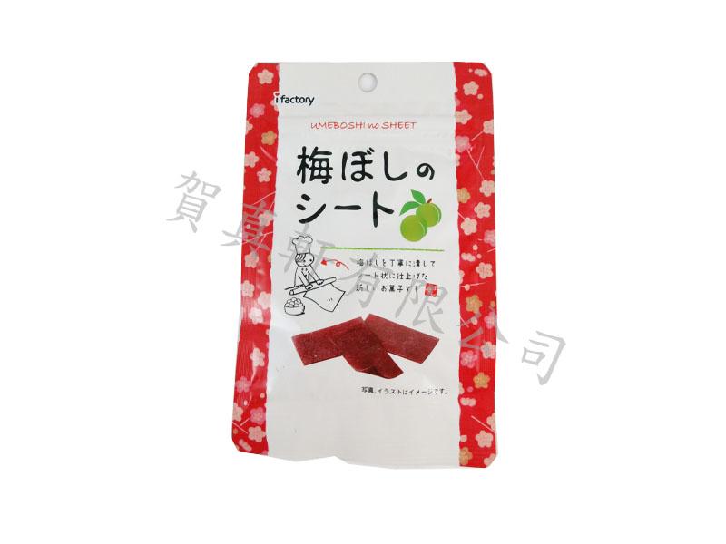 稻葉梅子薄片(小)14g 801087