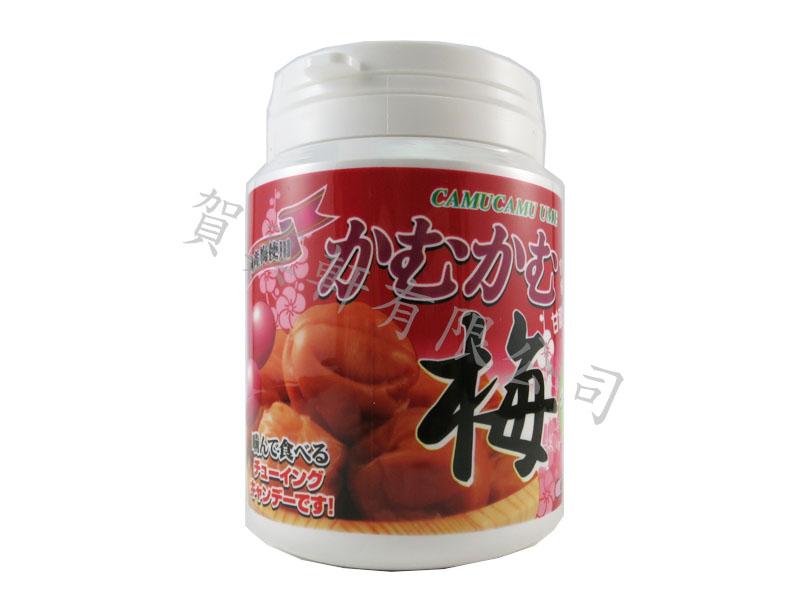 罐裝梅子糖120g 421156