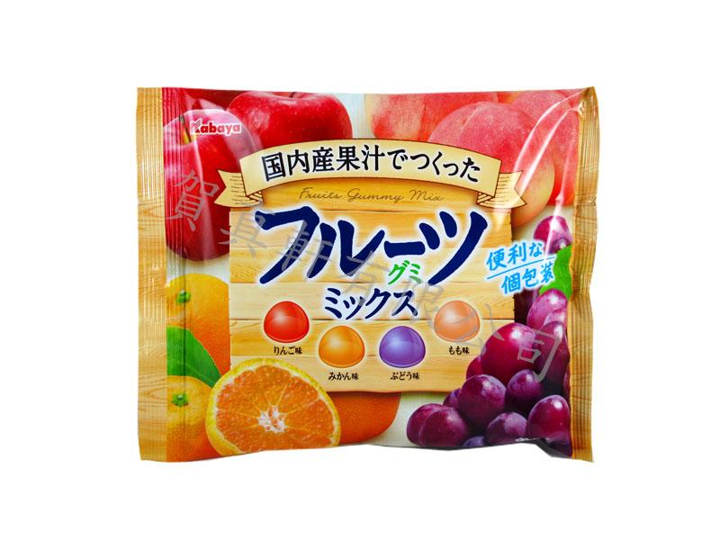 卡巴綜合QQ軟糖160g 267546