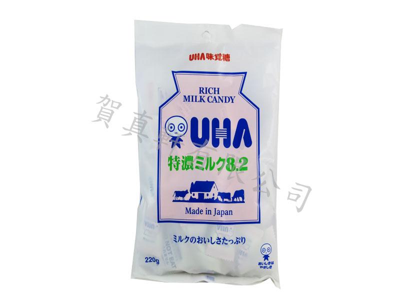 味覺特濃8.2牛奶糖220g 321960