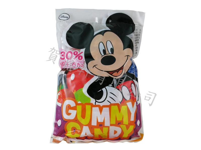 迪士尼綜合水果QQ軟糖250g 017916