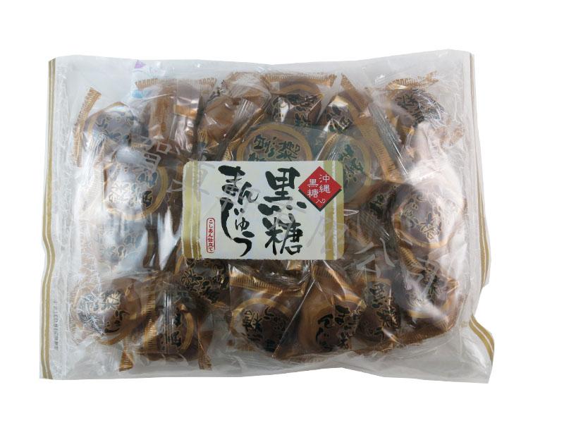 LAMAN茶穀饅頭415g-沖繩黑味 210259
