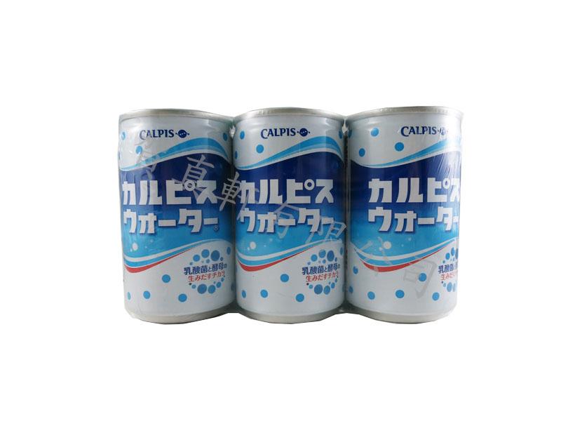 可爾必斯(160ml)6瓶=1組 164024