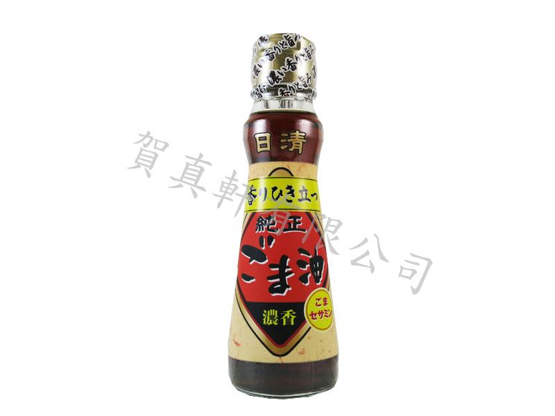 日清香芝麻油130g 188605