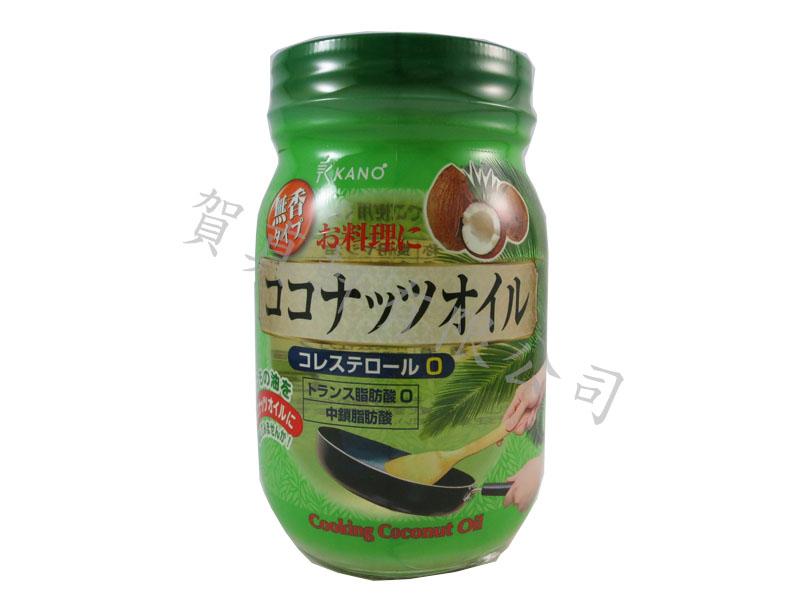 鹿野特級初榨椰子油390ml 560780