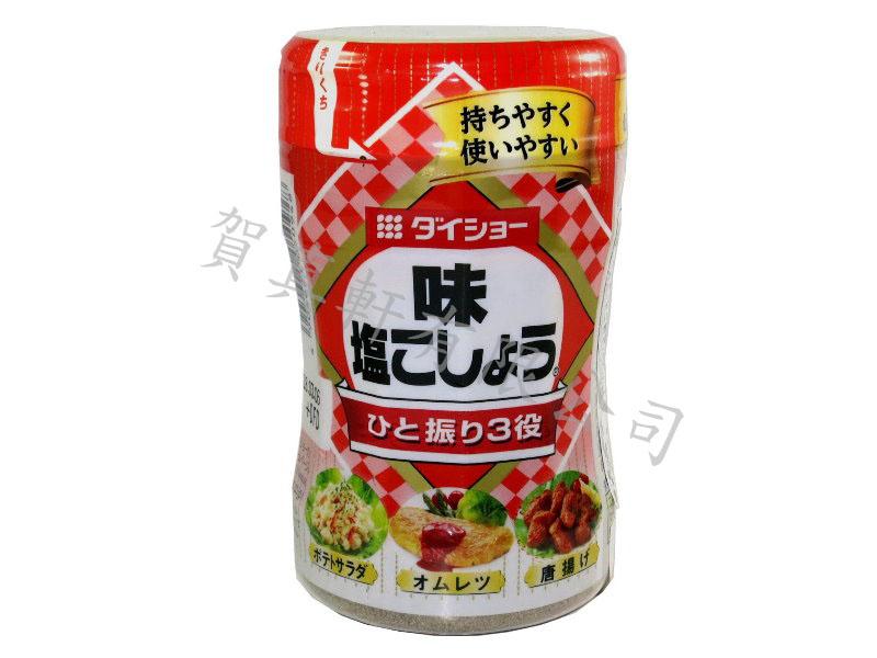 味一番胡椒鹽罐225g 050948