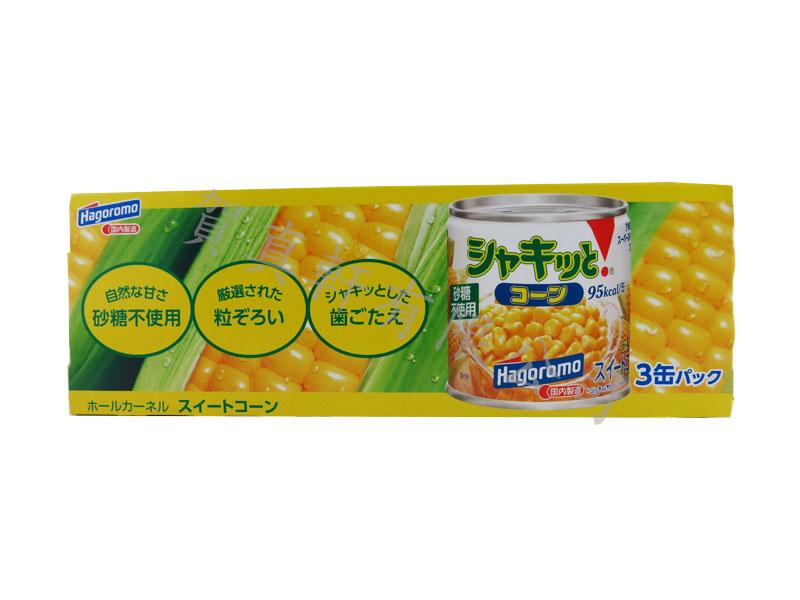 HOT甜玉米三罐入(190g3)226073