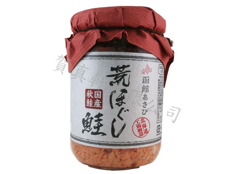 朝日鮭魚鬆(紅蓋)140g 600001