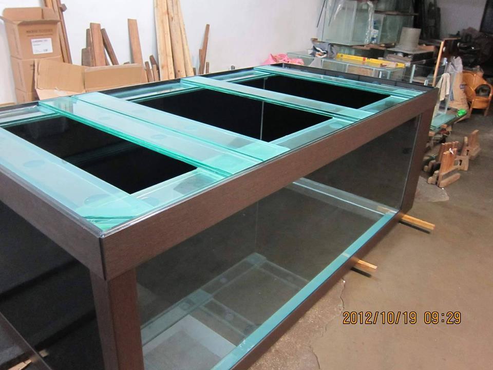 大型魚缸訂作-上部缸
