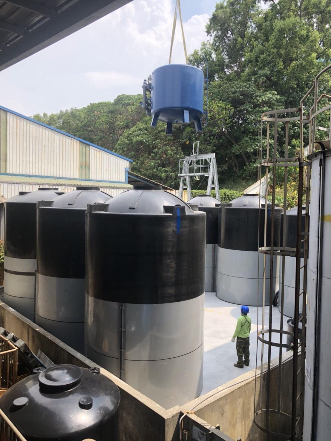 汙水處理工程